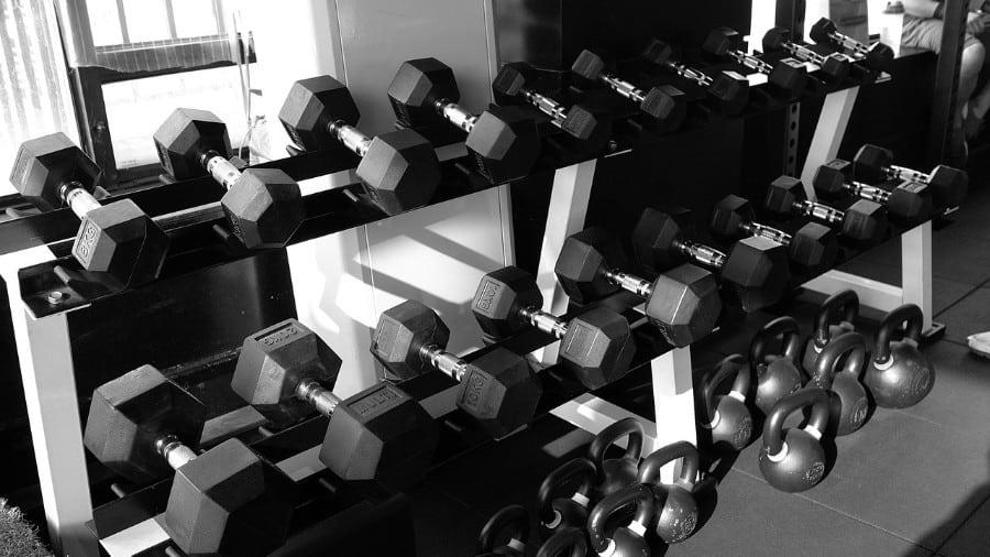 tabla ejercicios gimnasio