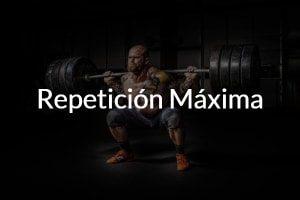 repeticion maxima